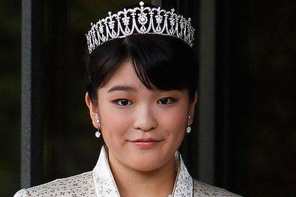 Принцесса Японии отречется от титула